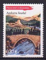 ANDORRE 0702 Pont - Brücken