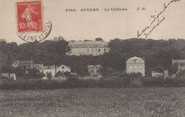 Auvers Sur Oise : Le Château - Auvers Sur Oise