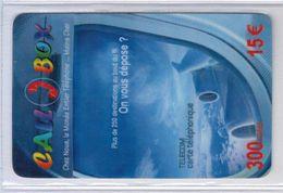 Top Collection - CALL BOX - Rare Carte Prépayée à Code De France - Voir Scans - Francia