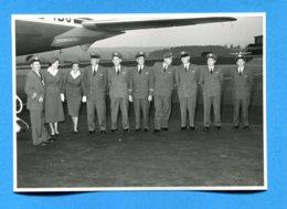 NY643, Schweiz, Switzerland, Suisse, Swiss Air Line, Kloten, équipage - Aviation