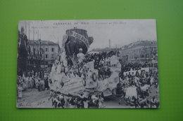 4-972 CPA Carnaval Nice 1910 North Pole Nord Peary Atteint Le Pole En 1908 Char Cheval Polaire Arctic Arctique Arctica - Expéditions Arctiques