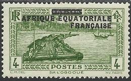 AFRIQUE EQUATORIALE FRANCAISE - AEF - A.E.F. - 1936 - YT 19** - Neufs