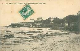 Cpa -   Saint Aygulf -  Plage , Vue D 'ensemble Sur La Mer           C560 - Saint-Aygulf