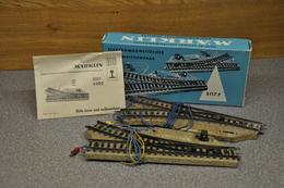 Märklin Rails 5117-5202 Wissel - Rails