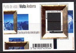 ANDORRE 0724 Europa Tourisme , Cadre Vide - Europa-CEPT