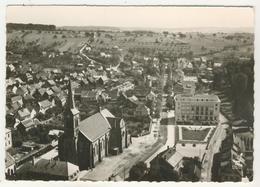 67 - Niederbronn - Eglise Et Grand Hôtel - Niederbronn Les Bains