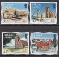 2017 Falkland Islands Complete Set Of 4 @  Face Value - Falkland