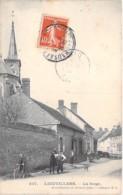 60 - LIEUVILLERS : La Forge ( Animation Chevaux) CPA Village ( 720 Habitants ) - Oise - Autres Communes