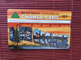 Landis & Gyr Phonecard US 310B (Mint,Neuve) Rare - [3] Magnetic Cards