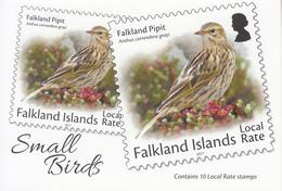 2017 Falkland Islands Birds Booklet Carnet  MNH - Falkland