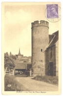 CPA 14 - CLECY - La Tour  Du Vieux Manoir - Clécy