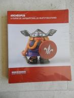 Objets Publicitaire Biere Asterix Michelin Parfum Musee De Strasbourg - Books, Magazines, Comics
