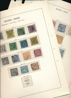 BADEN SELECTION LH CHARNIERE OR USED - Bade