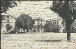 ARDECHE : Privas, Les Casernes - Privas