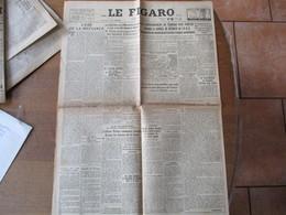 LE FIGARO DES 17-18 MARS 1946 - Zeitungen