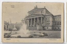 ALLEMAGNE - BERLIN  -  Le Théâtre - Autres