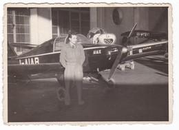 AEREOPLANO  - PLANE  - AEREO - FOTO ORIGINALE - - Aviazione