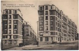 94 GENTILLY  Avenue Jean-Jaurès  Groupe Des Anciens Combattants - Gentilly