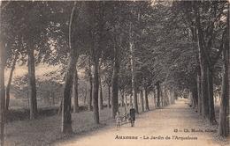 ¤¤   -   AUXONNE   -   Le Jardin De L'Arquebuse      -  ¤¤ - Auxonne
