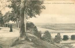 Cpa - Environs D ' Epinal -  Le Pont Canal Et La Plaine De Dorgneville       AF96 - Epinal