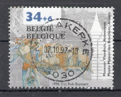 BELGIE: COB 2626 Mooi Gestempeld. - Bélgica