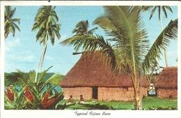 ( FIDJI )( OCEANIE ) ( CARTE LETTRE  3  VUES  ) - Fidji