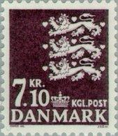 1989 7.1 Kr Mint Light Hinged - Nuovi