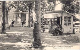 Gréoux-les-Bains - Kiosque Journaux Et Limonade - Gréoux-les-Bains