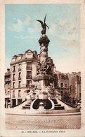 CPA REIMS - LA FONTAINE SUBE - Reims