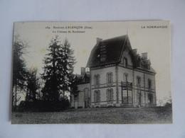 CPA   61  ALENCON Le Chateau De Boisbulant  TBE - Alencon