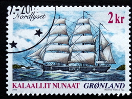 Greenland 2002   Ship Journey    Minr.381  ( O ) ( Lot  D 1622  ) - Groenland