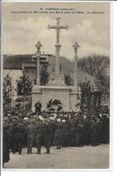 CAMPBON N 38   INAUGURATION MONUMENT AUX MORTS  LE DISCOURS  FOULE DEPT 44 - Otros Municipios