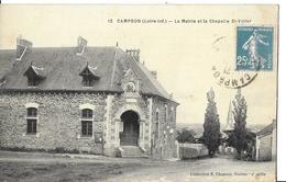 CAMPBON N 12  LA MAIRIE ET LA CHAPELLE SAINT VICTOR    DEPT 44 - Otros Municipios