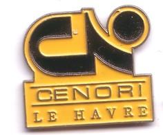 G456 Pin's CENORI Centre Normand De Recherche En Informatique Le Havre Seine-Maritime Achat Immédiat - Informatique