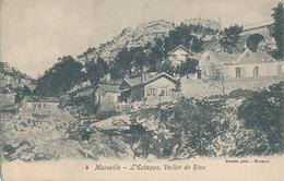MARSEILLE - N° 4 - L'ESTAQUE VALLON DE RIOU - L'Estaque