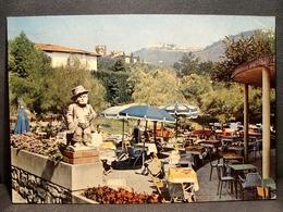 (FG.N28) MONTECATINI TERME - INTERNO STABILIMENTO LA SALUTE (PISTOIA) Viaggiata 1972 - Pistoia