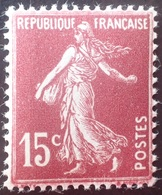 R1315/222 - 1924 - TYPE SEMEUSE FOND PLEIN - N°189b (II) NEUF** - Ungebraucht