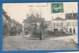 COSNE SQUARE GAMBON - Cosne Cours Sur Loire
