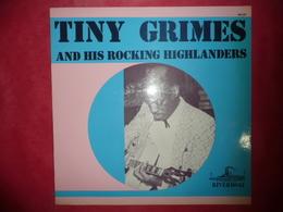 LP N°3153 - TINY GRIMES & HIS ROCKING HIGHLANDERS - 900.261 RIVERBOAT - Jazz