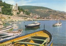 1736/A/FG/20 - BORDIGHERA (IMPERIA) - Scorcio Panoramico Visto Dal Porto - Imperia