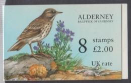 ALDERNEY 1997  BOOKLET   £ 2,00  SG ASB4 MNH - Alderney