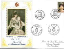 Italia 2002  Regina Elena Di Savoia  Cod.bu.333 - 6. 1946-.. Repubblica