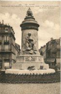 CPA -REIMS - ESPLANADE CERES - MONUMENT DES INFIRMIERES - Reims