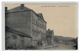 52 FRONVILLE PLACE DE LA MAIRIE - Autres Communes