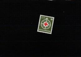 125e Anniversaire De La Naissance D'Henri Dunant 50 ** Cote Yvert 27€ - [7] Federal Republic