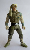 FIGURINE STAR WARS 1997 LUKE SKYWALKER HOTH REBEL Kenner China (1) - Power Of The Force
