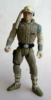 FIGURINE STAR WARS 1997 LUKE SKYWALKER HOTH REBEL Kenner China (2) - Power Of The Force