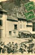L'HOSPITALET  = Le Marché Sur La Place ...     1439 - Ax Les Thermes