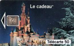 *FRANCIA* - Scheda Usata (regarder La Puce) - Disney