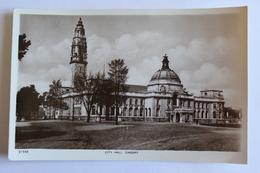 Cardiff - City Hall - Pays De Galles